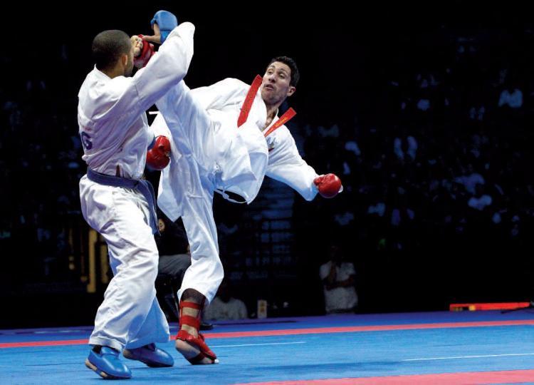 karate-fighting